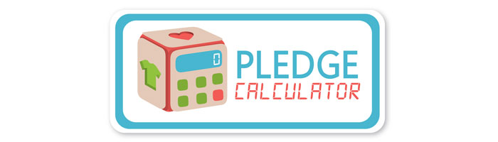 Pledge Calculator