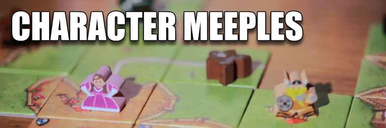 Character Meeples