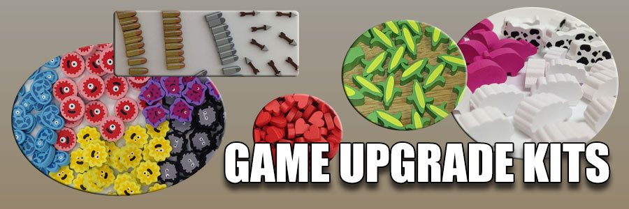 Game Upgrade Kits