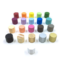 Set of all 21 Octagons (10mm, multiple set sizes)