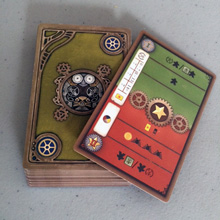 PRE-ORDER: Scythe Automa Deck (Stonemaier Games) - Est. shipping date July 2017