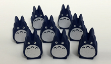Blue Totoro - Character Meeple