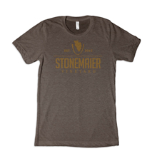 Stonemaier Vineyard [Brown Tri-Blend Tee]
