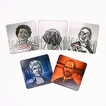 Code Names Pictures 5X5 Promo Pack (Czech Games)