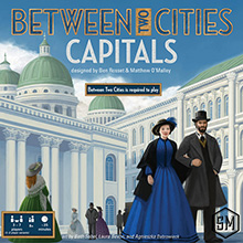 Between Two Cities: Capitals (expansion)