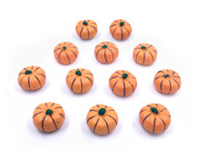 Charterstone Pumpkin Realistic Resource Tokens (12 pcs) - Stonemaier Games