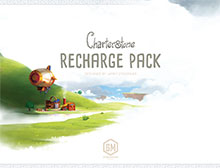 PRE-ORDER: Charterstone Recharge Pack - estimated shipping date December 2017