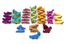 41-Piece Set for DinoGenics: Controlled Chaos