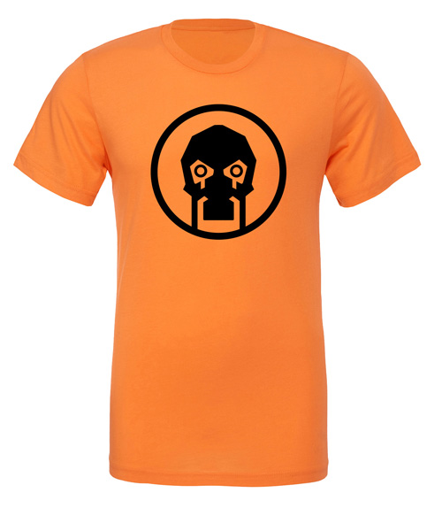 Scythe: Fenris (Orange T-Shirt with Black Logo)
