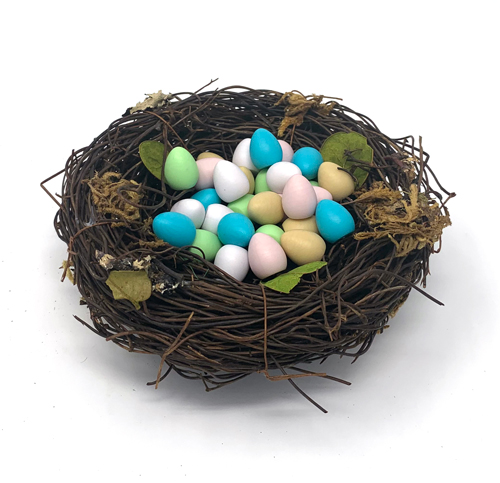 Large Deluxe Bird Nest, perfect for Wingspan!