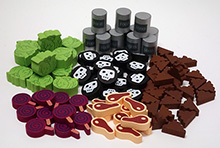 99-Piece Upgrade Kit (Compatible with Dungeon Petz)