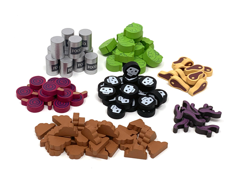 107-Piece Upgrade Kit (Compatible with Dungeon Petz)