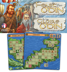 A Feast for Odin Mini Expansion #1 (Z-Man Games)
