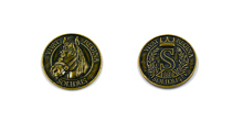 Royal Steed Coin for Feudum (Odd Bird Games)