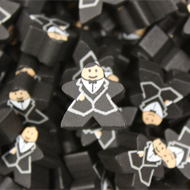 Groom/Gentleman Mega Meeples (19mm)