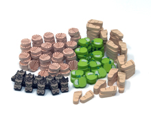 175-Piece Upgrade Kit (Compatible with Hawaii)