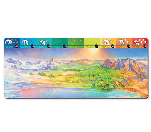 Evolution Climate Playmat (North Star Games)