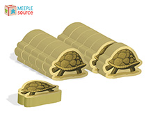 PRE-ORDER: Set of Packturtles for Near and Far (12 pcs) - Est. shipping date July 2017