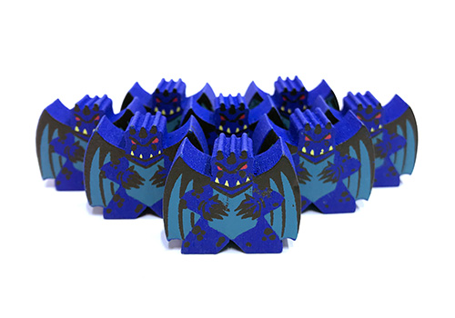 Blue Dragon - Character Meeple
