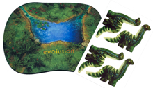 Evolution Watering Hole Playmat (North Star Games)