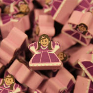 Princess Mega Meeples (19mm)