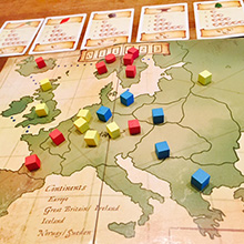 Eight-Minute Empire Europe Board Expansion Promo (Red Raven Games)