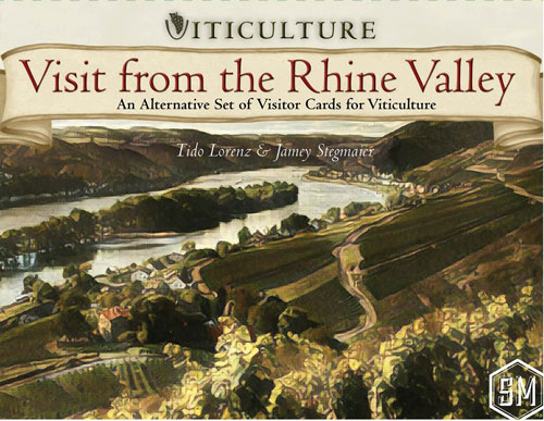 Visit from the Rhine Valley (Viticulture Expansion)
