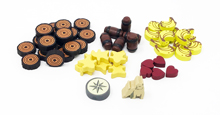 Robinson Crusoe Resource Upgrade (54-Piece Set)