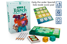 Rolling Ranch with LIMITED SPECIAL ITEM (Thundergryph Games)