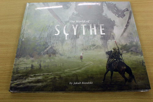 Scythe Art Book (Stonemaier Games)