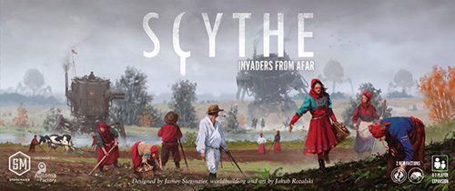 Scythe: Invaders from Afar (expansion) - Stonemaier Games