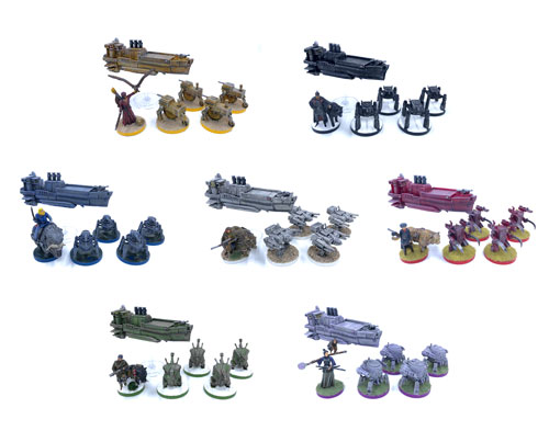 Meeplesource Com Set Of Painted Miniatures For Scythe