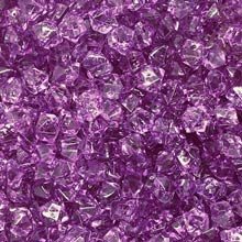 Purple Acrylic Gems (Small)