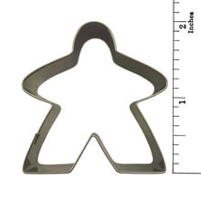 Meeple Cookie Cutter (2 inches)