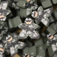 Soldier Mega Meeples (19mm)