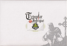 Templar Intrigue (Microgame Envelope - No box)