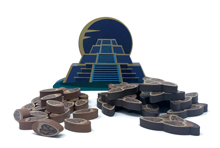 Upgrade Kit for Teotihuacan: City of Gods (40 pcs)
