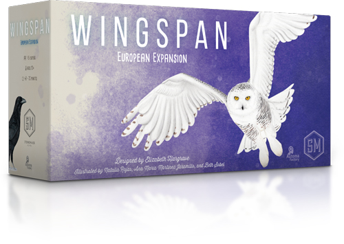 Wingspan Games and Upgrades