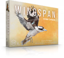 Wingspan Oceania Expansion (Stonemaier Games)